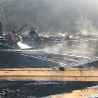 Anderson County house fire on Jericho Cir_497197