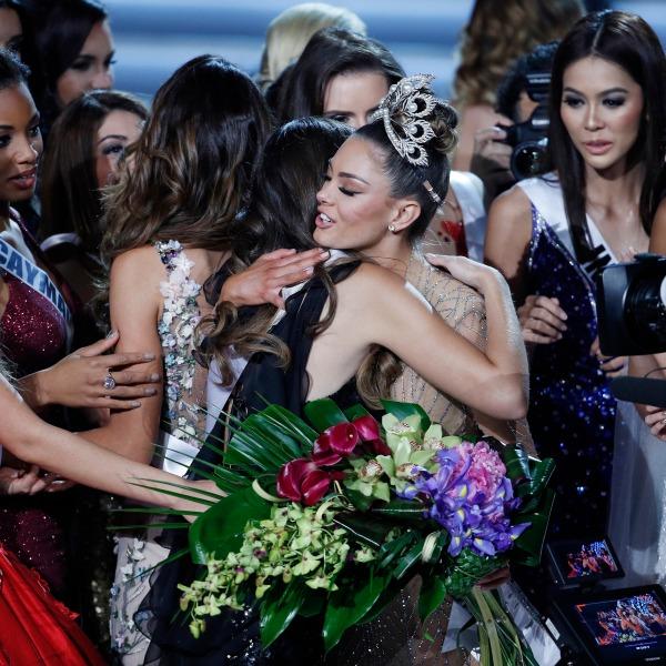 APTOPIX Miss Universe_497690