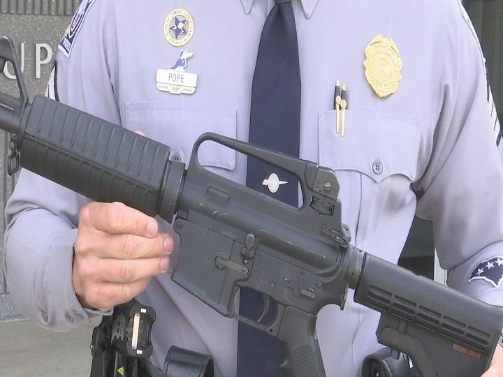 semi-auto patrol rifle_492646