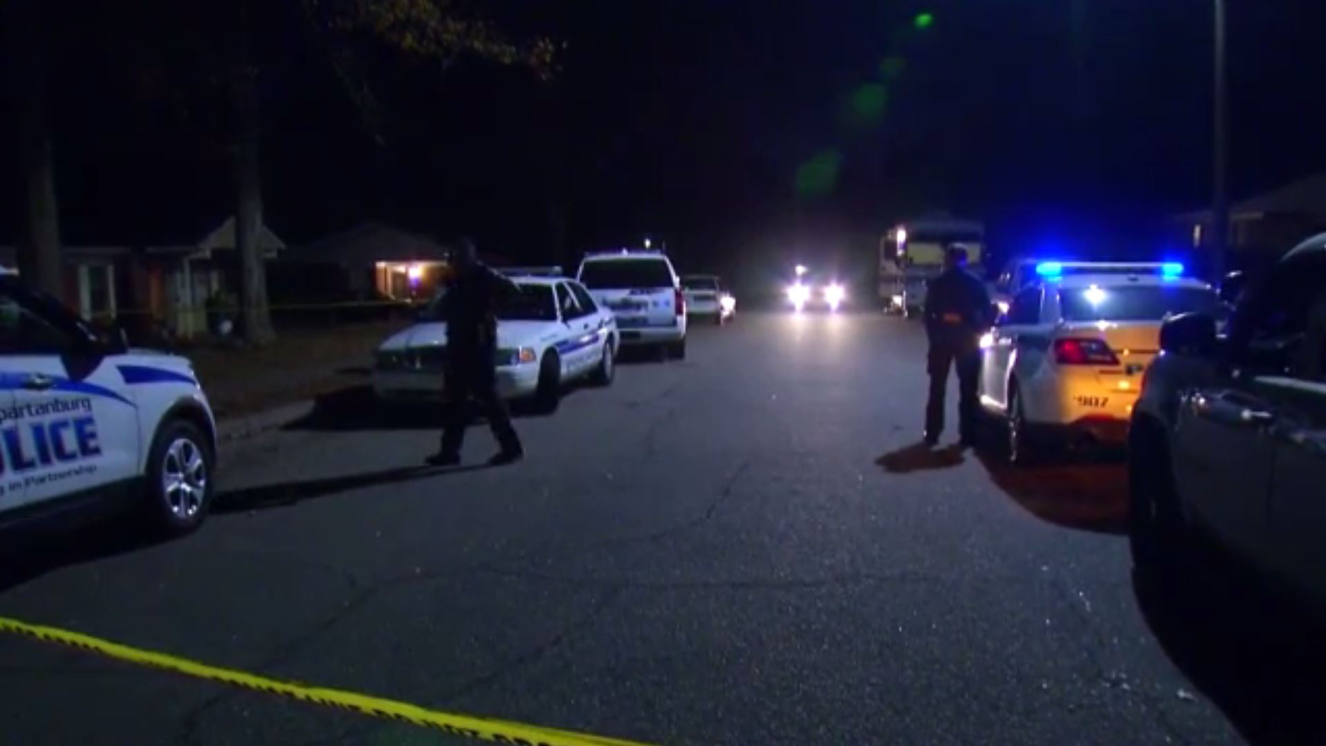 Spartanburg shooting Fisher Avenue_498281