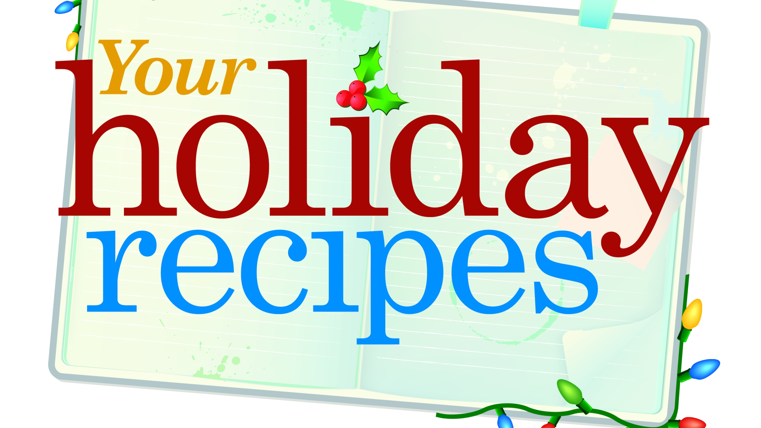 WSPA Your Carolina Holiday Recipes logo v03 100511 EH_487371