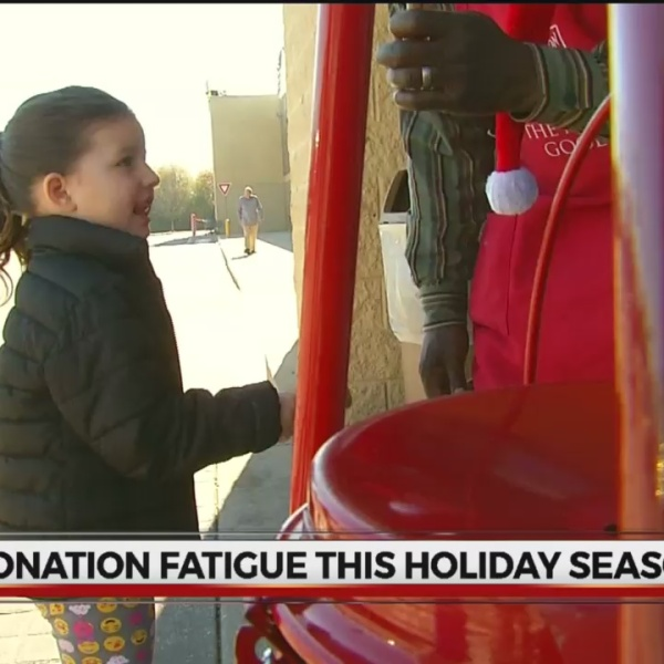 Donations Needed at Salvation Army