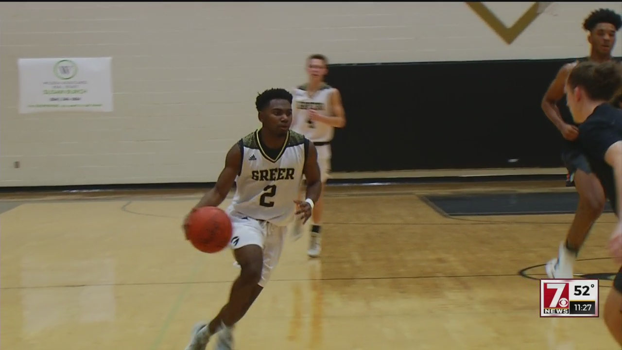Greer Defeats Gaffney, 49-47 to Win the CTS Xpress Christmas Classic at Greer