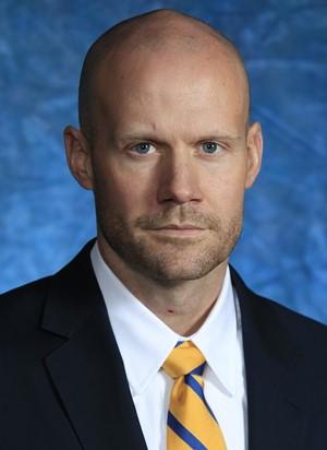 Josh Conklin (Photo courtesy University of Pittsburgh Sports Information)