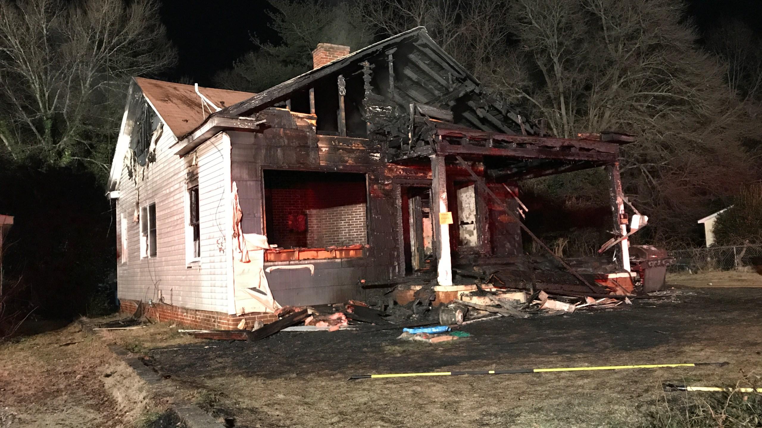 Prospect Avenue Fire Spartanburg_519587