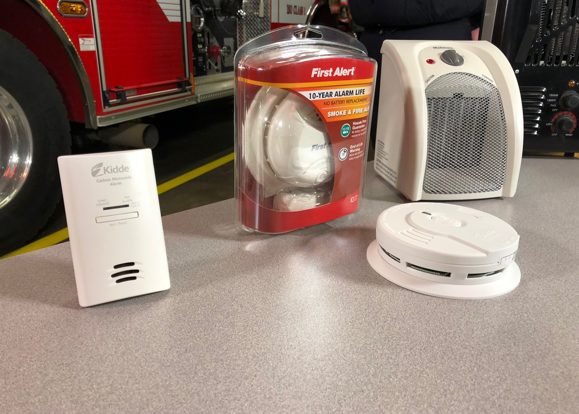 Smoke detectors_519773