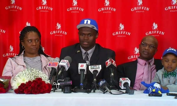 Zion Williamson announcement_529799