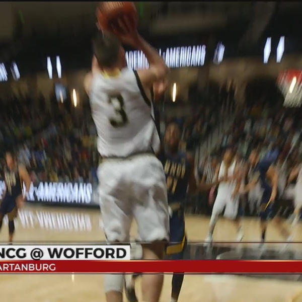 Wofford Falls to UNCG, 76-66