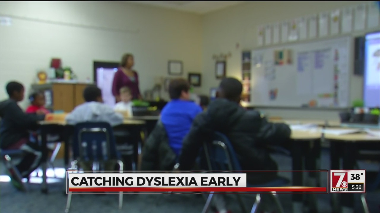 SC students could be screened for dyslexia with this bill