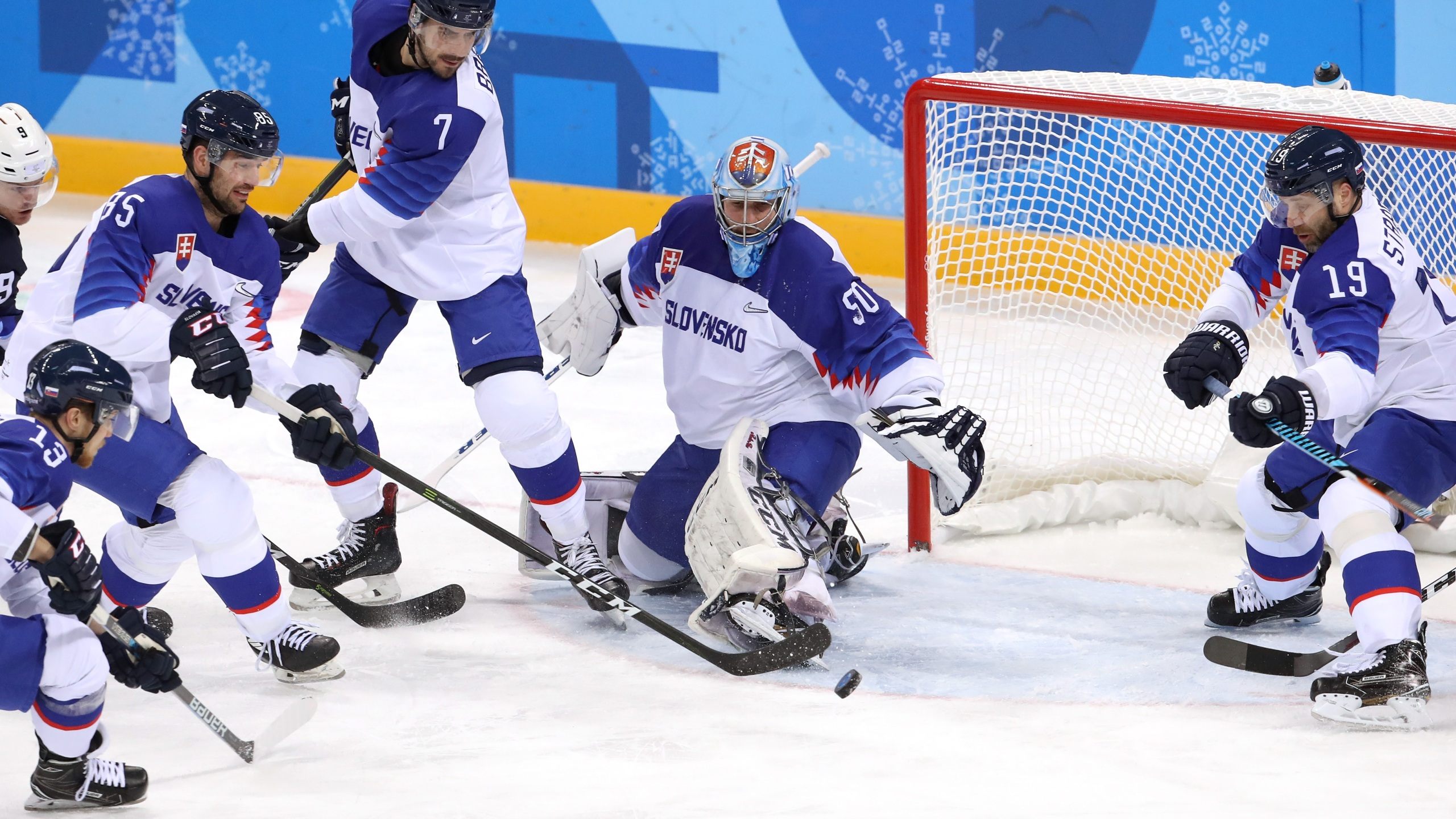 Team USA Hockey vs Slovenia 9-54729046