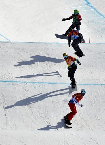 Pyeongchang Olympics Snowboard Men_547037