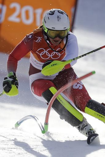 Pyeongchang Olympics Alpine Skiing_547172