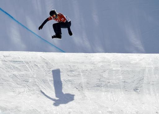 Pyeongchang Olympics Snowboard Women_547497