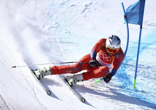 Pyeongchang Olympics Alpine Skiing_547158