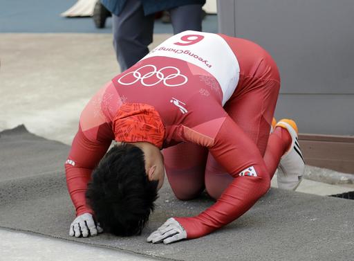Pyeongchang Olympics Skeleton_547130