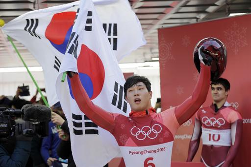 Pyeongchang Olympics Skeleton_547111