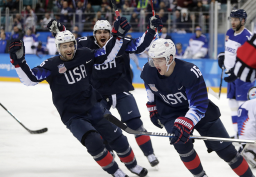 APTOPIX Pyeongchang Olympics Ice Hockey Men_547201
