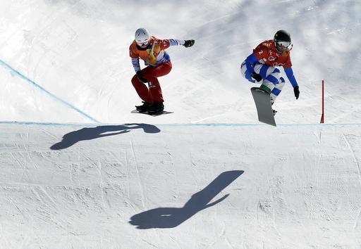 Pyeongchang Olympics Snowboard Women_547174