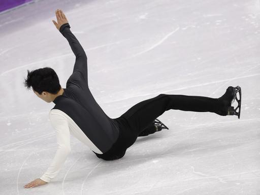 Pyeongchang Olympics Figure Skating Men_547256