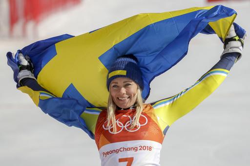 Pyeongchang Olympics Alpine Skiing_547227