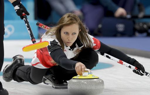 Pyeongchang Olympics Curling Women_547298