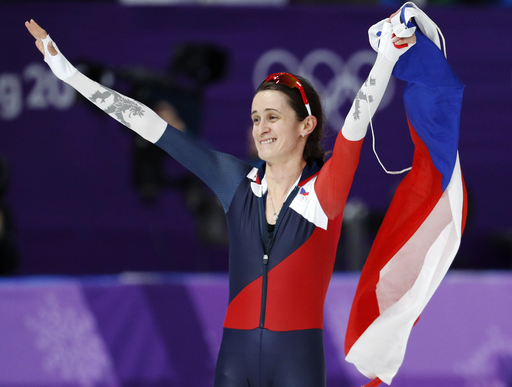 Pyeongchang Olympics Speed Skating Women_547436