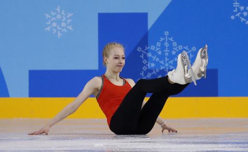 Pyeongchang Olympics Figure Skating Women_551784