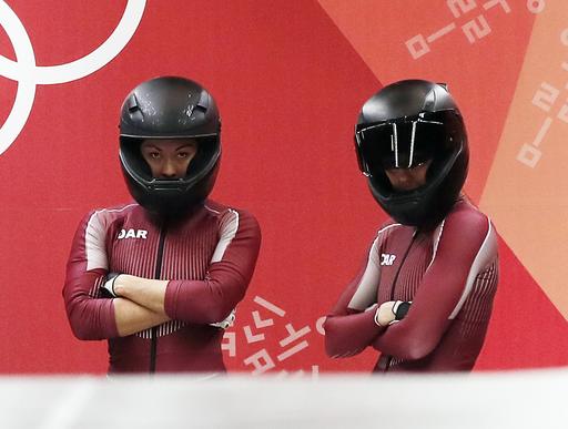 Pyeongchang Olympics Bobsled_552090