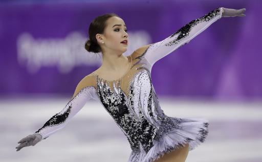 Pyeongchang Olympics Figure Skating Women_551917