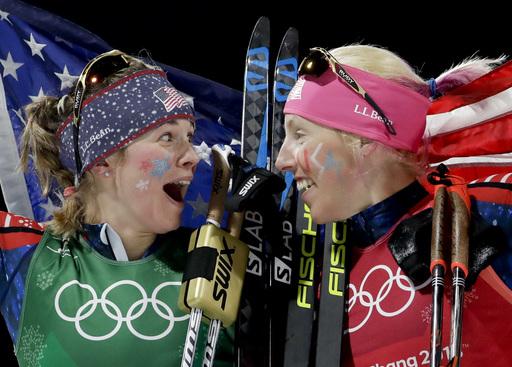 Pyeongchang Olympics Cross Country Men_552211