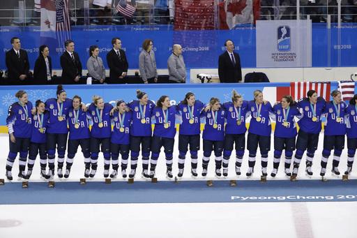 Pyeongchang Olympics Ice Hockey Women_551783