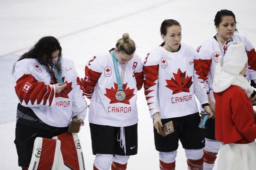 Pyeongchang Olympics Ice Hockey Women_551981