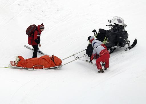 Pyeongchang Olympics Freestyle Skiing Women_551957