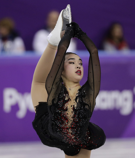 Pyeongchang Olympics Figure Skating Women_551956