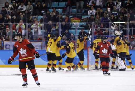 Pyeongchang Olympics Ice Hockey Men_552219