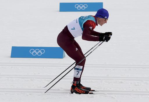 Pyeongchang Olympics Cross Country Men_553533