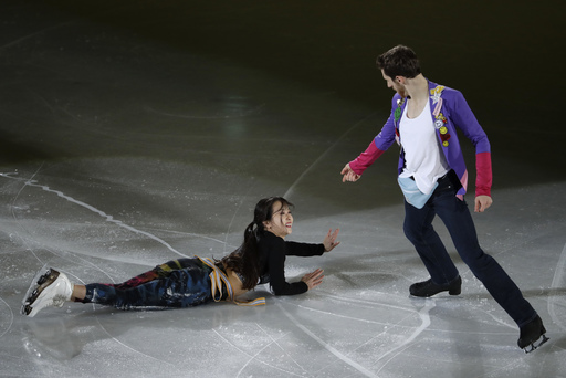 Pyeongchang Olympics Figure Skating Gala_553630