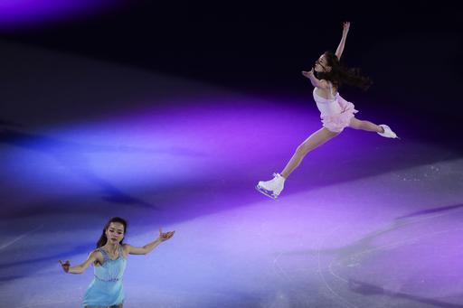 Pyeongchang Olympics Figure Skating Gala_553531