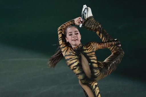 Pyeongchang Olympics Figure Skating Gala_553687