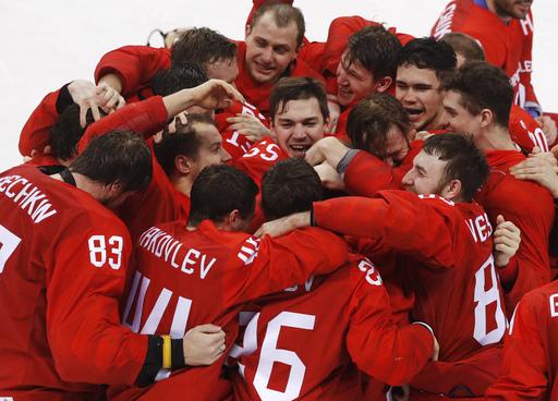 Pyeongchang Olympics Ice Hockey Men_553660