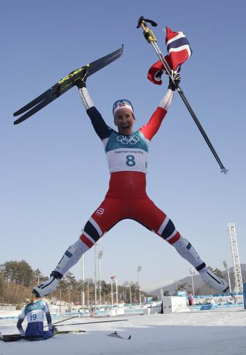 Pyeongchang Olympics Cross Country Women_553690