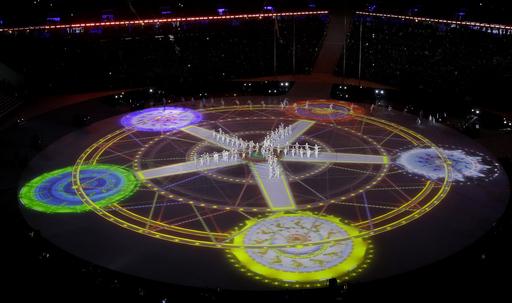 Pyeongchang Olympics Closing Ceremony_553705