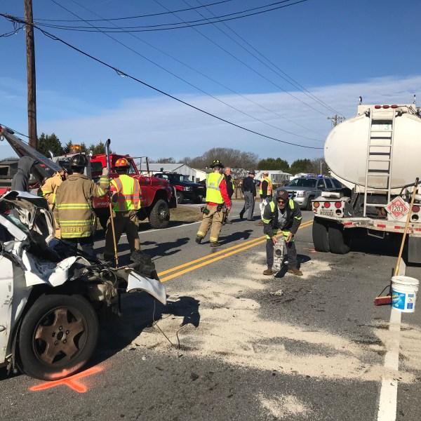 Williamston crash Beaverdam Rd._538507