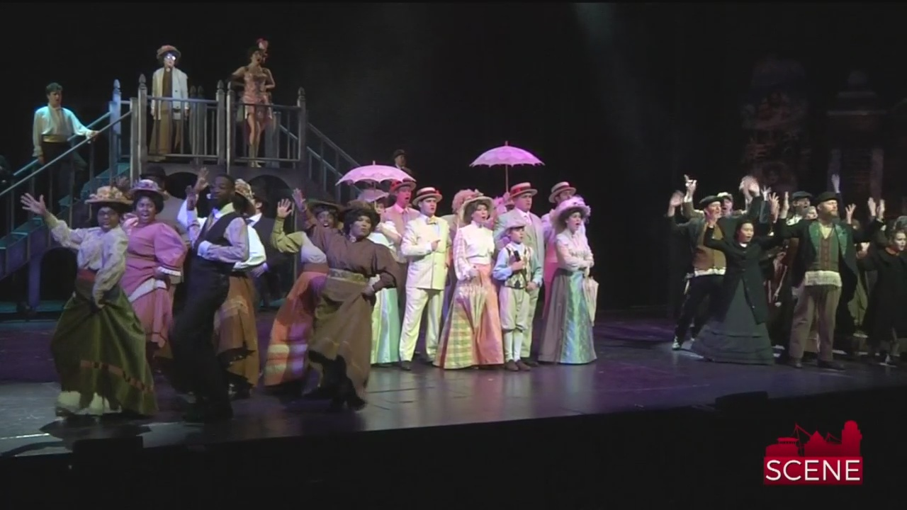 "Behind the Scenes of Greenville Little Theatre's ""Ragtime"""