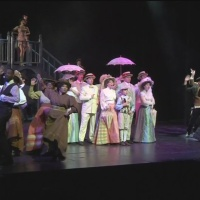"""Behind the Scenes of Greenville Little Theatre's """"Ragtime"""""""