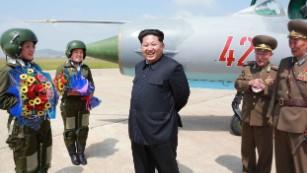 Kim Jong Un and North Korea's military_473329000262