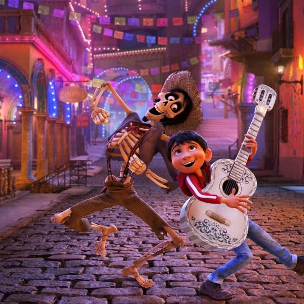 Coco film Pixar AP