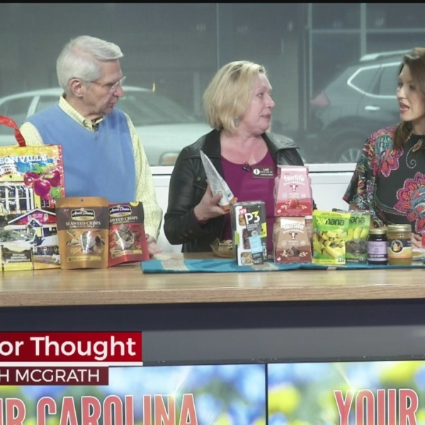 Food For Thought with Leah McGrath