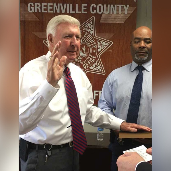 Johnny Mack Brown Sheriff Greenville County