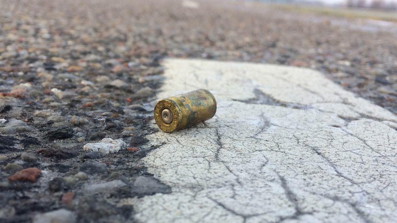 shell casing shooting gun crime generic